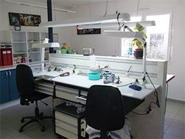 laboratoire arcadentaire